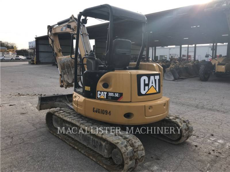 CATERPILLAR KOPARKI GĄSIENICOWE 305.5E2CR equipment  photo 3
