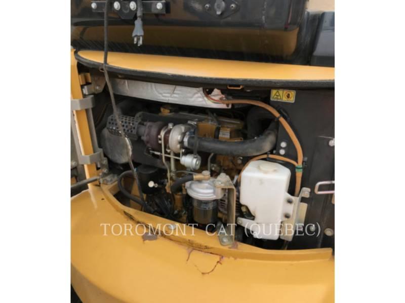 CATERPILLAR PELLES SUR CHAINES 304D CR equipment  photo 14