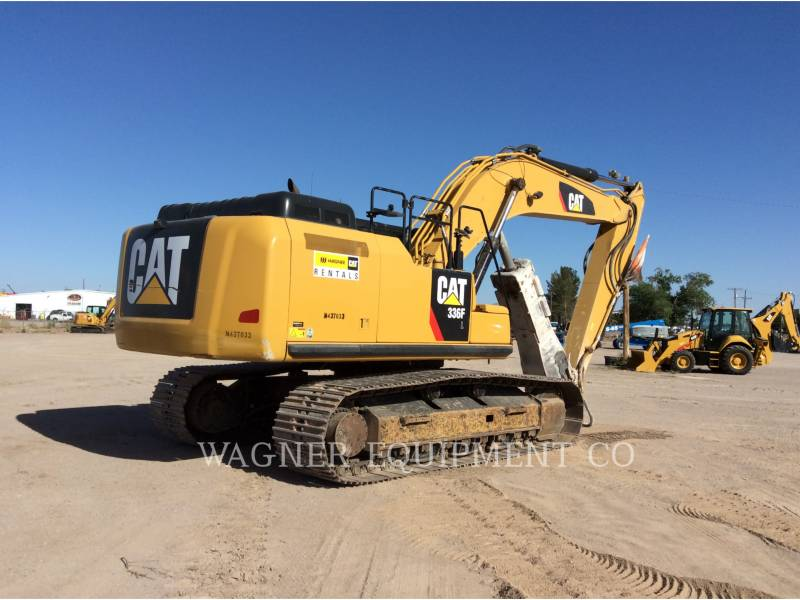 CATERPILLAR EXCAVADORAS DE CADENAS 336FL HMR equipment  photo 4