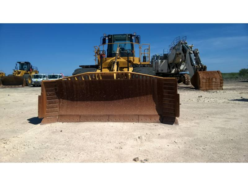 CATERPILLAR TRATORES DE RODAS 834H equipment  photo 2
