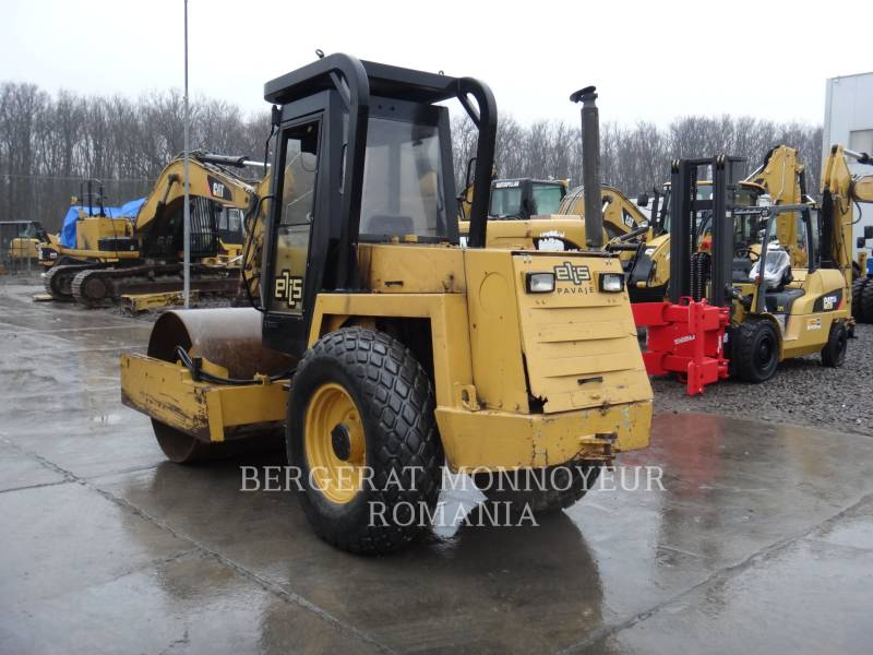 BOMAG  VIBRATORY DRUM COMPACTOR BW 172 DS-2 equipment  photo 4