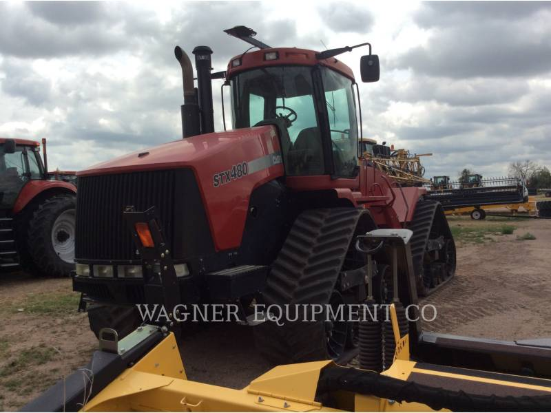 CASE LANDWIRTSCHAFTSTRAKTOREN STX480 equipment  photo 6