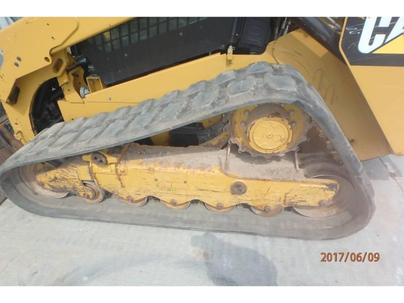 CATERPILLAR PALE CINGOLATE MULTI TERRAIN 299D equipment  photo 10