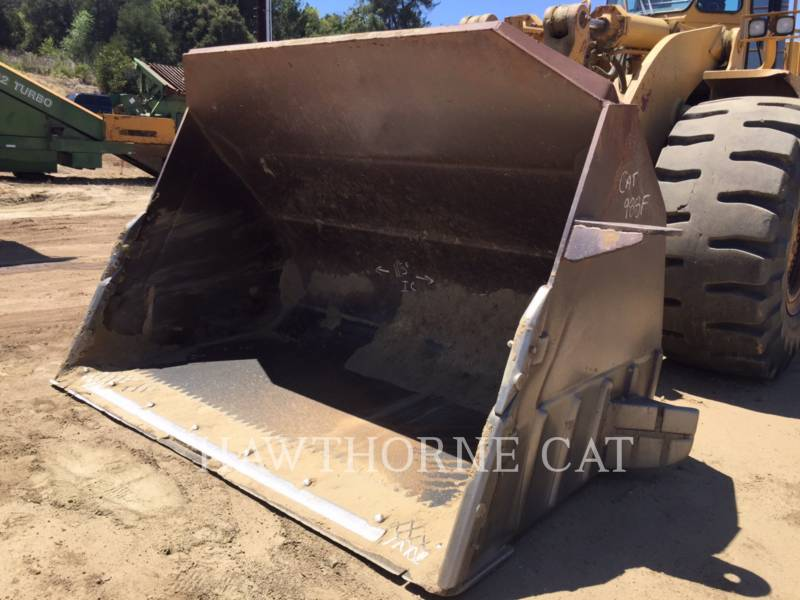 CATERPILLAR CARGADORES DE RUEDAS 988F equipment  photo 7
