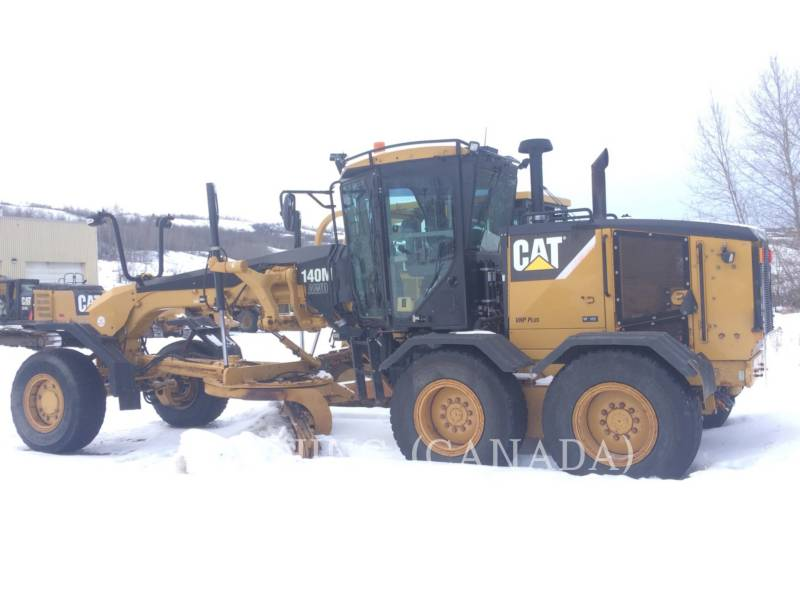 CATERPILLAR MOTOR GRADERS 140M equipment  photo 3