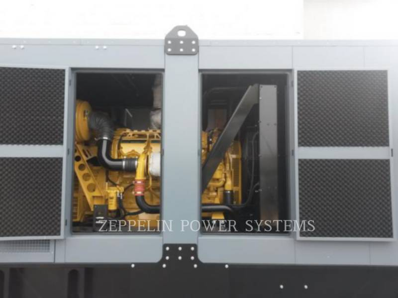CATERPILLAR PORTABLE GENERATOR SETS PPO2000 - C32 TWIN equipment  photo 3