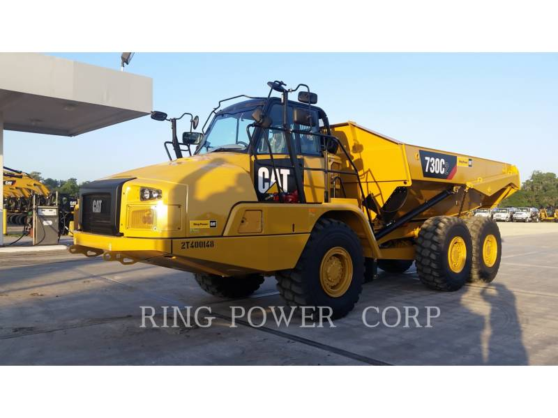 CATERPILLAR ARTICULATED TRUCKS 730C2TG equipment  photo 1