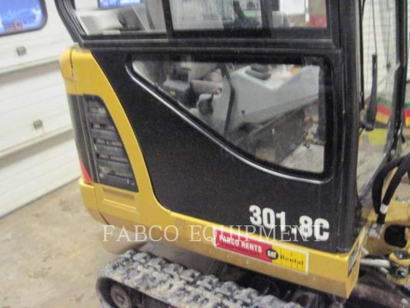 CATERPILLAR ESCAVADEIRAS 301.8C equipment  photo 7