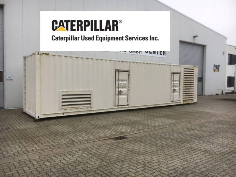 CATERPILLAR SYSTEMS / COMPONENTS CONTAINER equipment  photo 1