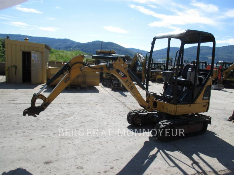CATERPILLAR KETTEN-HYDRAULIKBAGGER 301.4C equipment  photo 5