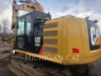CATERPILLAR TRACK EXCAVATORS 316EL Q28 equipment  photo 5