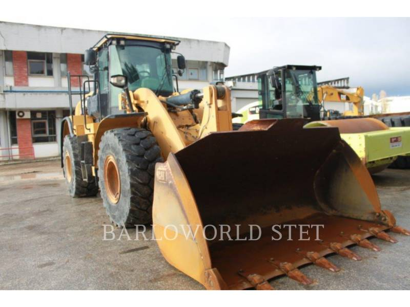 CATERPILLAR CHARGEURS SUR PNEUS/CHARGEURS INDUSTRIELS 950K US equipment  photo 5