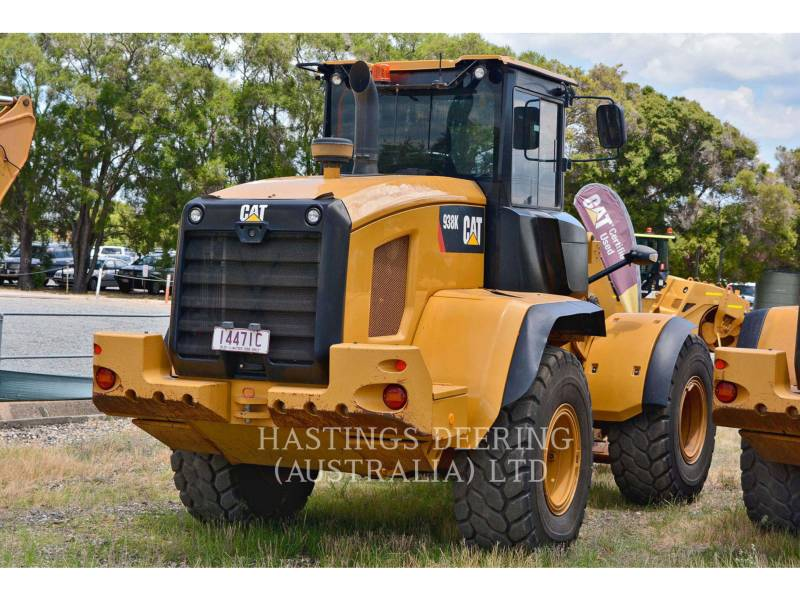 CATERPILLAR CARGADORES DE RUEDAS 938K equipment  photo 5