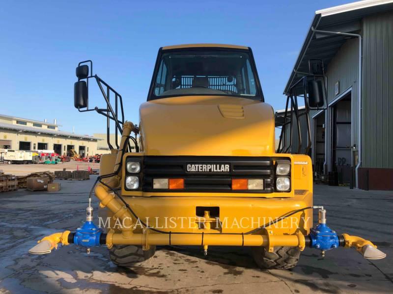 CATERPILLAR KNICKGELENKTE MULDENKIPPER 725 equipment  photo 10