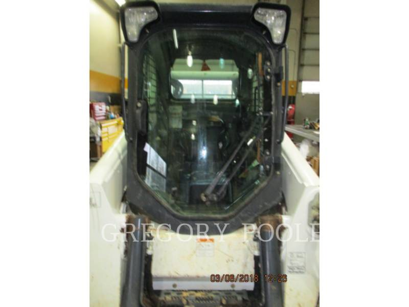 BOBCAT DELTALADER T870 equipment  photo 9