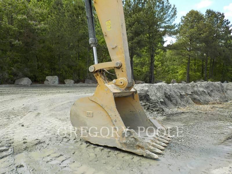 CATERPILLAR PELLES SUR CHAINES 349F L equipment  photo 20