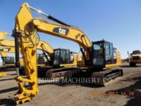 CATERPILLAR KOPARKI GĄSIENICOWE 323FL    P equipment  photo 1