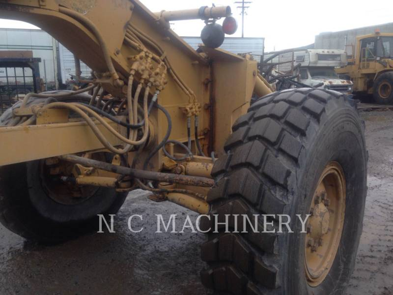 CATERPILLAR MOTORGRADER 14G equipment  photo 8