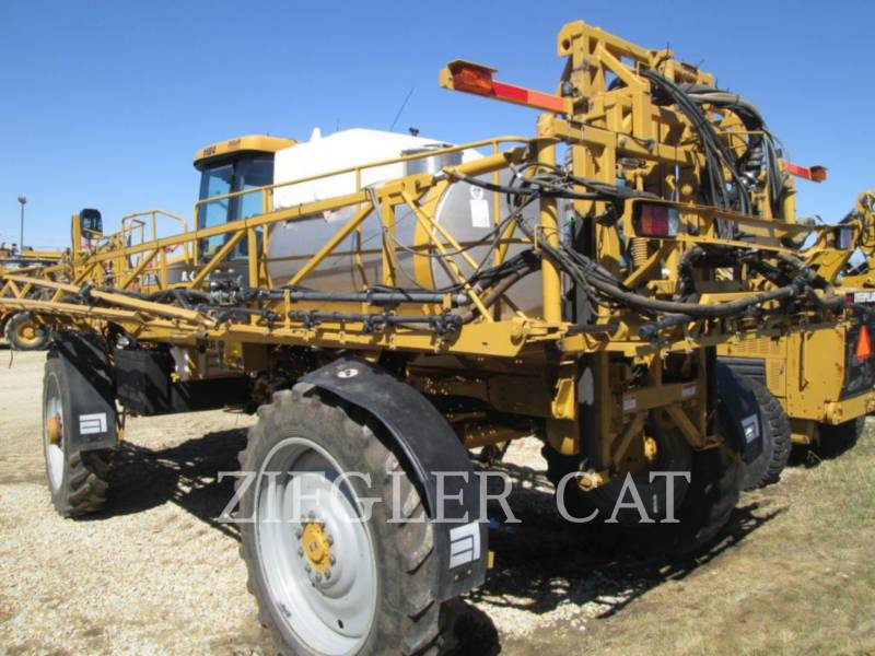 AG-CHEM PULVERIZADOR 1184 equipment  photo 9