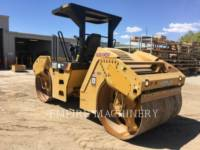 CATERPILLAR COMPATTATORE PER ASFALTO A DOPPIO TAMBURO VIBRANTE CB54 equipment  photo 3