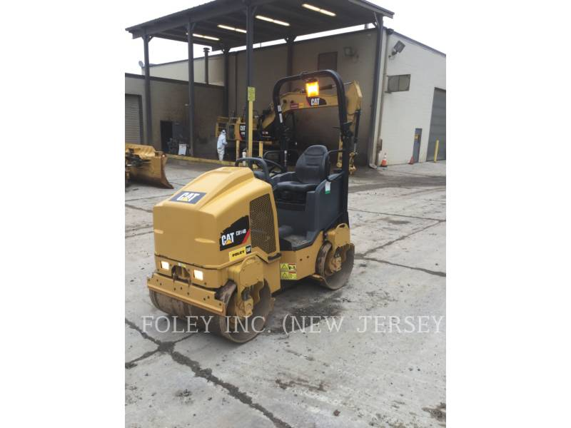 CATERPILLAR COMPACTORS CB14BXW equipment  photo 2