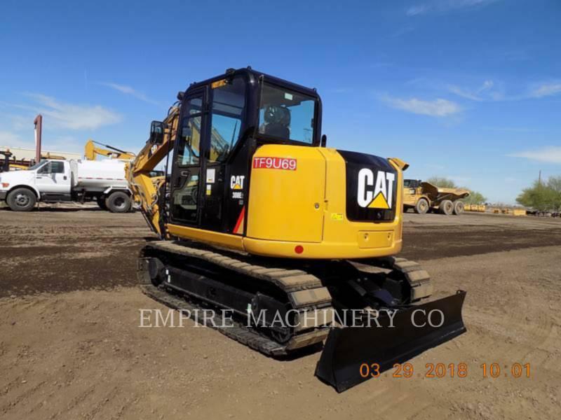 CATERPILLAR TRACK EXCAVATORS 308E2 SB equipment  photo 3