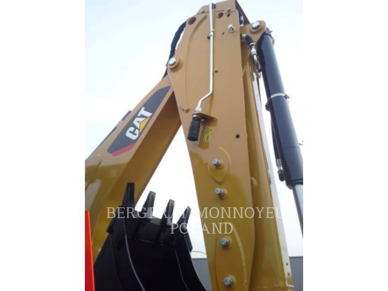 CATERPILLAR BAGGERLADER 428F equipment  photo 9