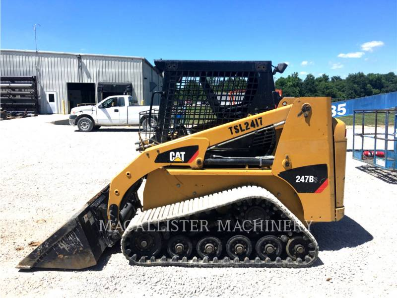 CATERPILLAR CHARGEURS TOUT TERRAIN 247B equipment  photo 1