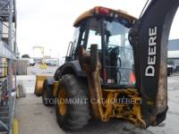 JOHN DEERE RETROEXCAVADORAS CARGADORAS 410J equipment  photo 4