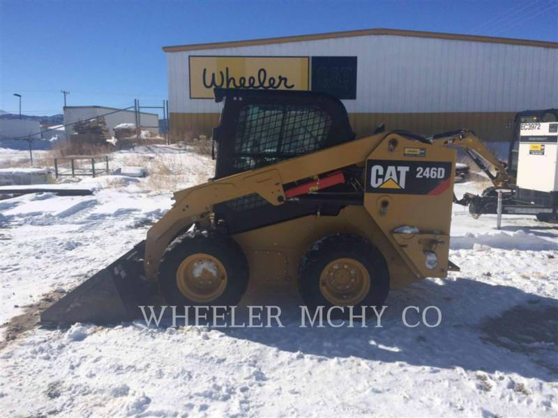 CATERPILLAR MINICARREGADEIRAS 246D C3-H4 equipment  photo 5