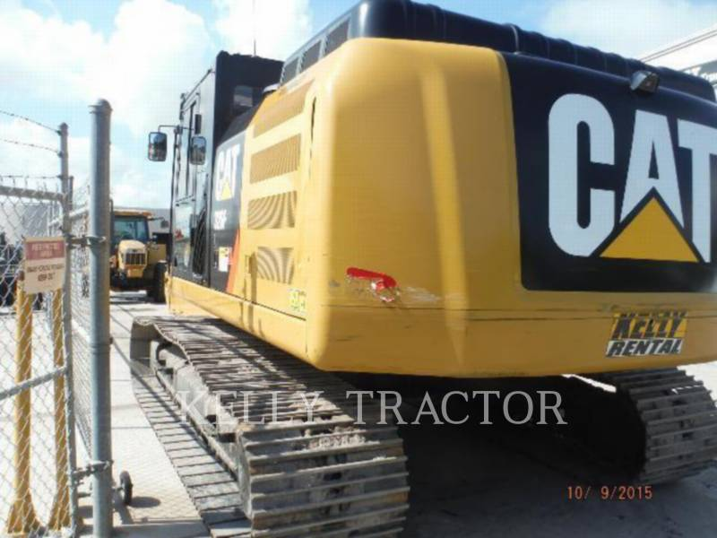 CATERPILLAR TRACK EXCAVATORS 326FL equipment  photo 8