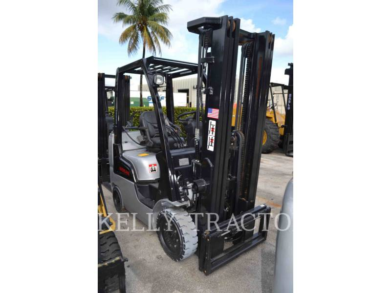NISSAN FORKLIFTS GABELSTAPLER CF50LP equipment  photo 4
