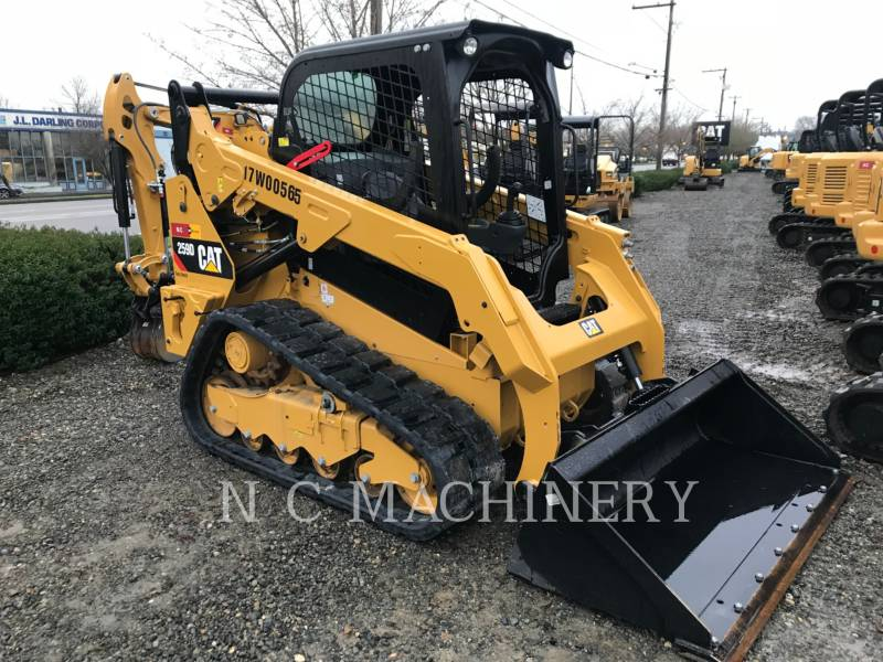CATERPILLAR SKID STEER LOADERS 259D H2CN equipment  photo 7