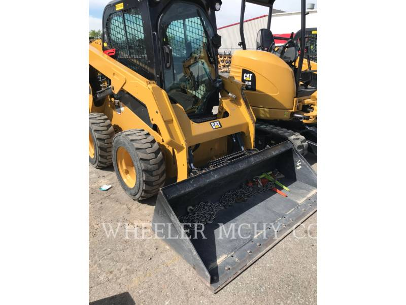 CATERPILLAR MINICARGADORAS 236 C3 2S equipment  photo 10