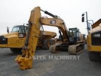 CATERPILLAR TRACK EXCAVATORS 336E 10CFH equipment  photo 1