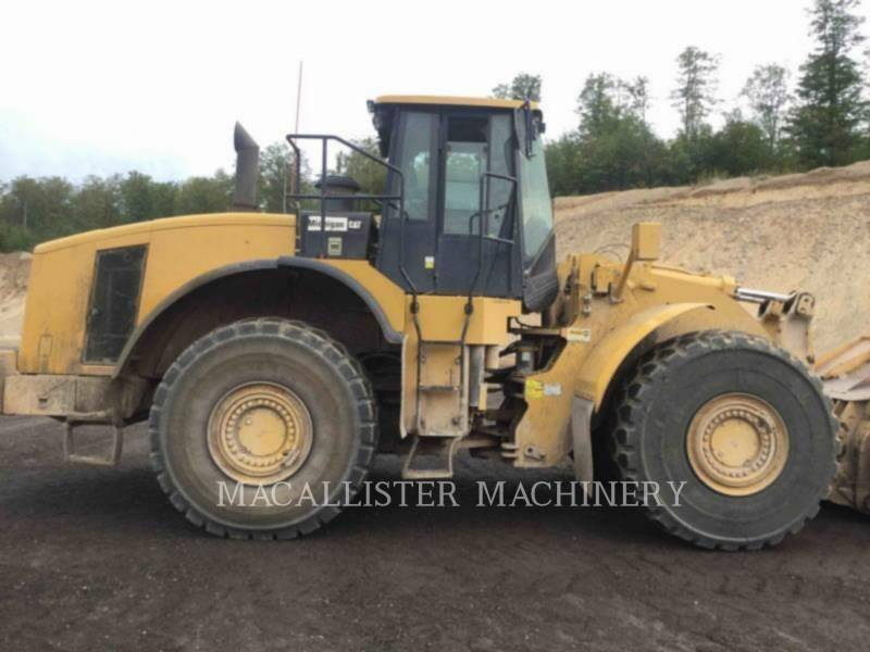 Caterpillar ÎNCĂRCĂTOARE PE ROŢI/PORTSCULE INTEGRATE 980H equipment  photo 4