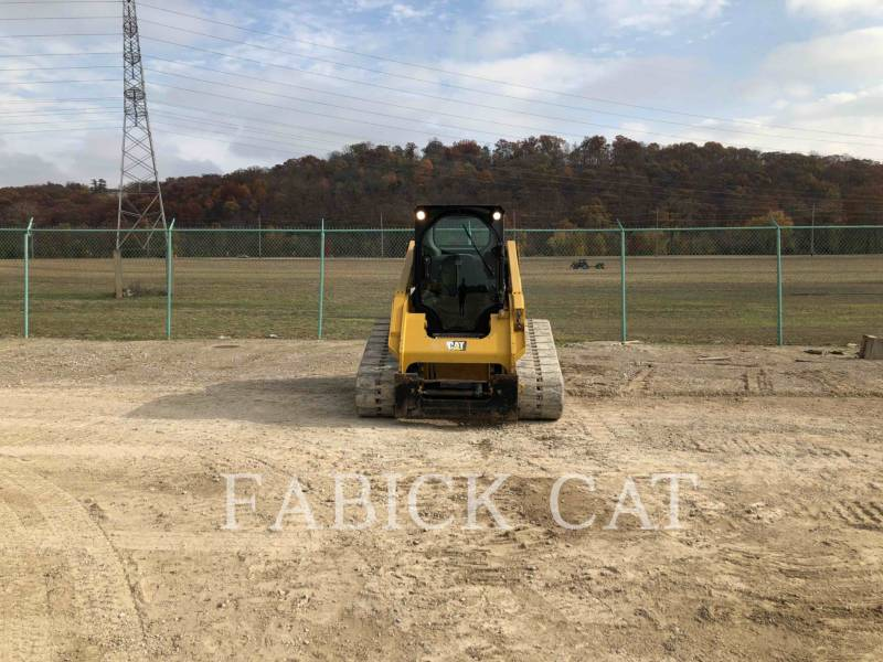 CATERPILLAR UNIWERSALNE ŁADOWARKI 279D equipment  photo 5