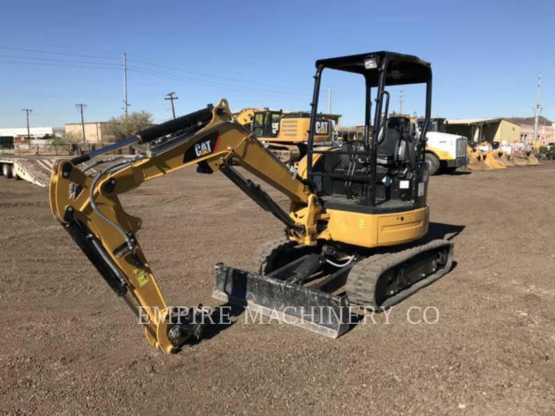 CATERPILLAR KETTEN-HYDRAULIKBAGGER 303E OR equipment  photo 4