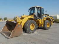 Equipment photo CATERPILLAR 950H 鉱業用ホイール・ローダ 1