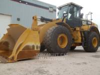 CATERPILLAR BERGBAU-RADLADER 966M equipment  photo 2