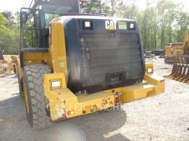 CATERPILLAR RADLADER/INDUSTRIE-RADLADER 950M 2V equipment  photo 8