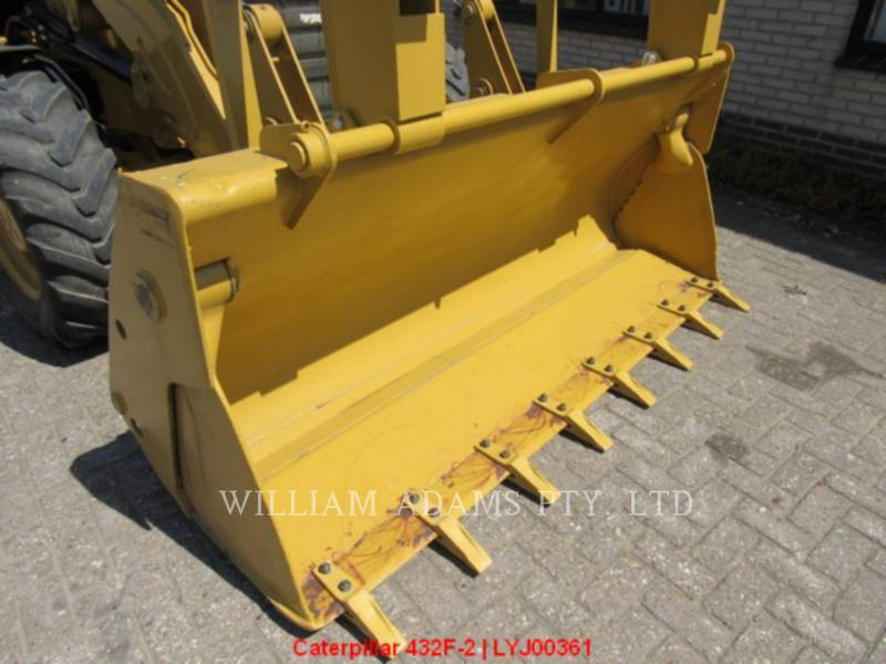CATERPILLAR BACKHOE LOADERS 432F2LRC equipment  photo 18