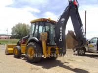 DEERE & CO. BACKHOE LOADERS 410K 4WDE equipment  photo 2