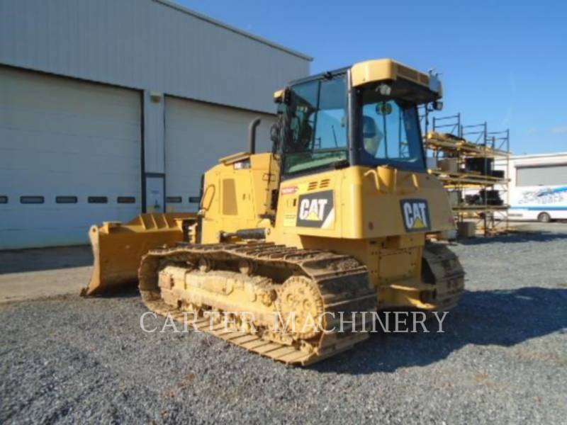 CATERPILLAR TRACK TYPE TRACTORS D6KLGP ARO equipment  photo 3