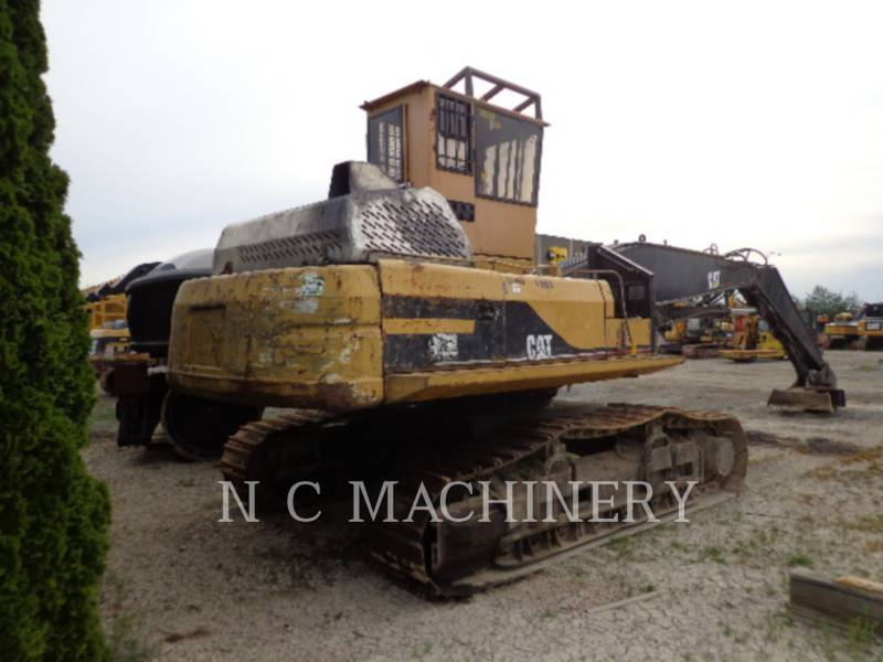 CATERPILLAR KETTEN-HYDRAULIKBAGGER 330B FM equipment  photo 6
