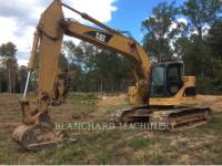 CATERPILLAR ESCAVATORI CINGOLATI 321CL equipment  photo 2