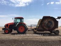 KUBOTA TRACTOR CORPORATION OUTRO M5091F equipment  photo 15