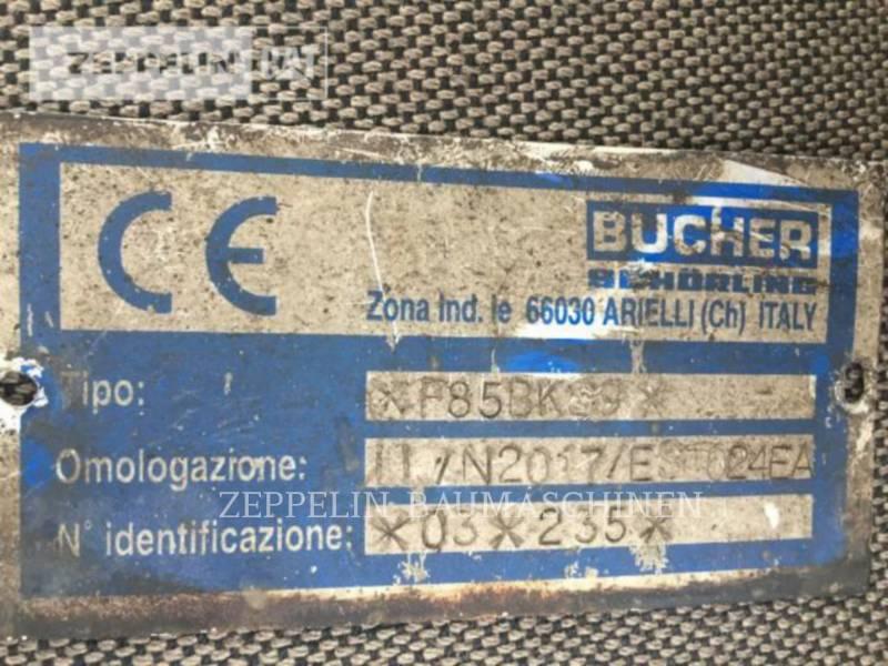 HAKO WOZIDŁA TECHNOLOGICZNE 2085 equipment  photo 2