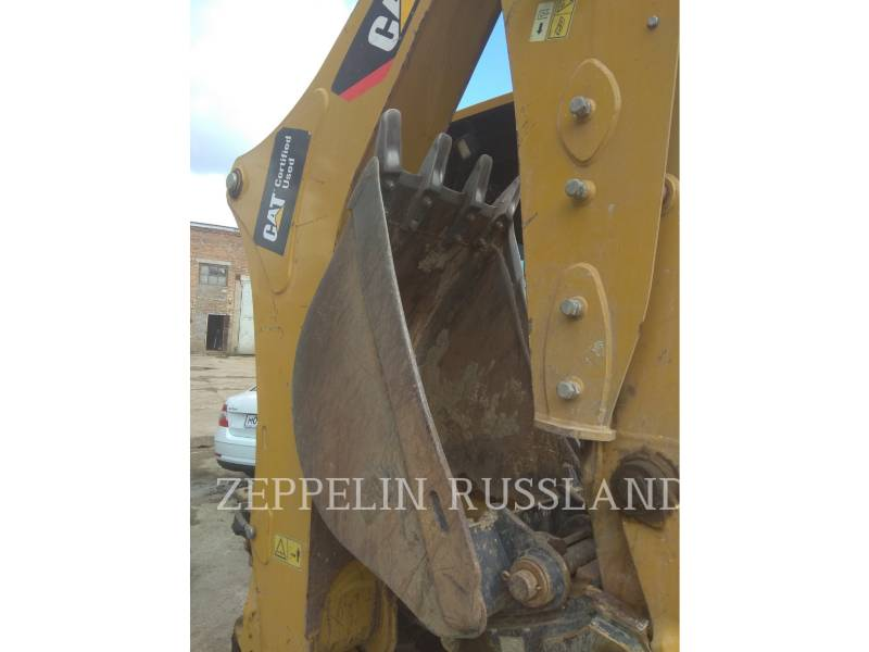 CATERPILLAR TERNE 428E equipment  photo 10