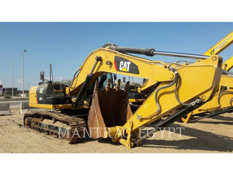 CATERPILLAR PELLES SUR CHAINES 329D2L equipment  photo 1